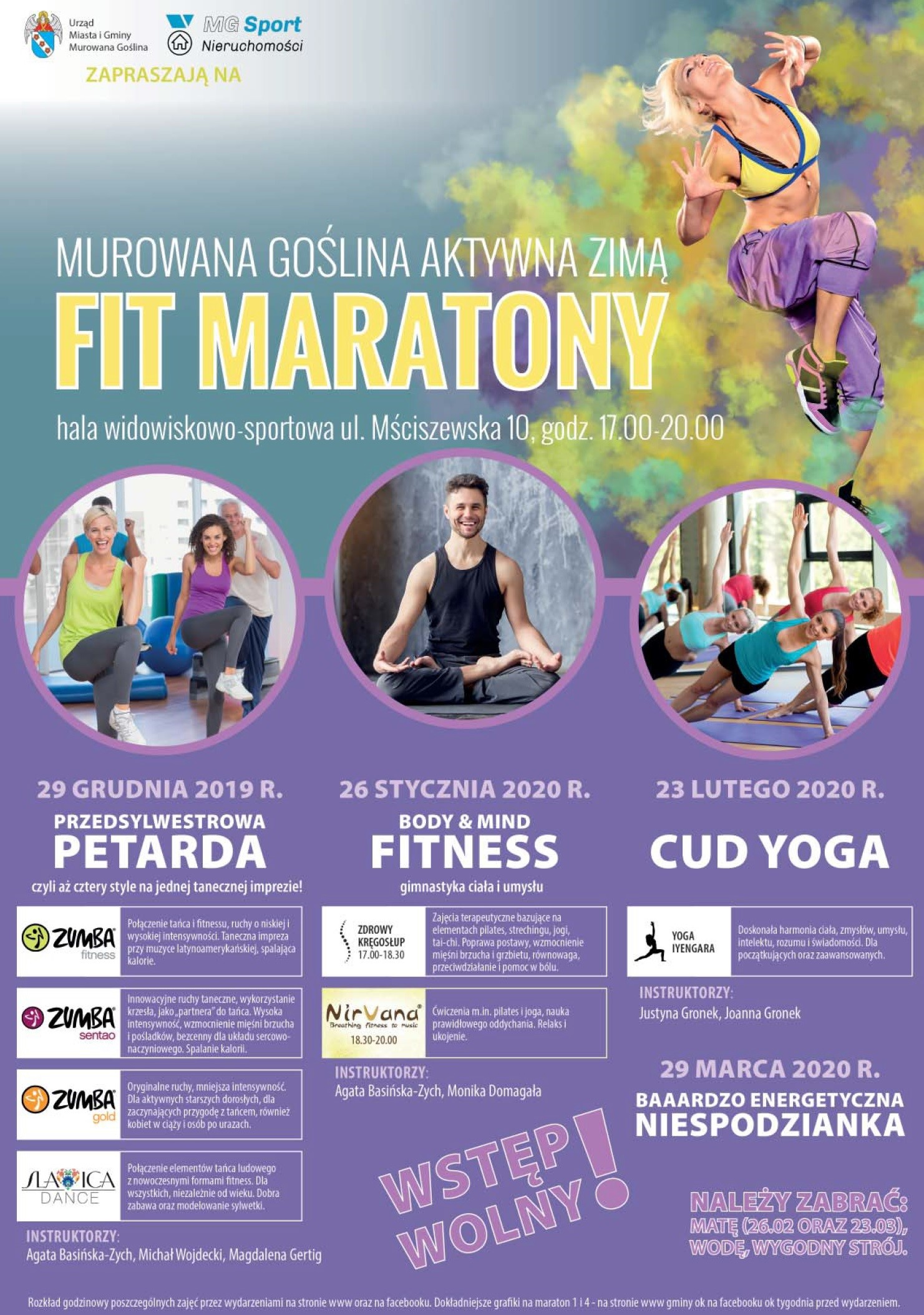Fit Maratony - Body&Mind Fitness